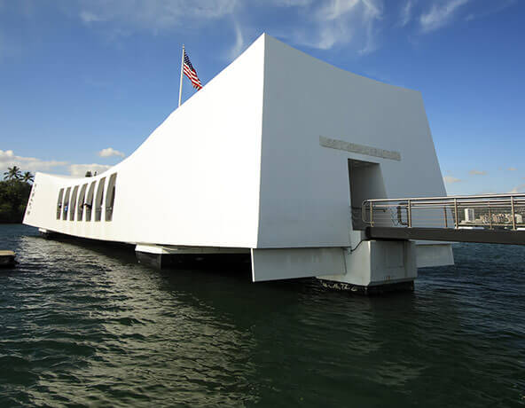 Book Arizona Memorial Tour
