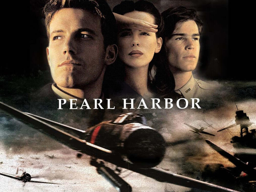 film review pearl harbor 76 years ago on dec 7, 1941, the imperial japanese fleet surprise-attacked pearl harbor, hawaii.