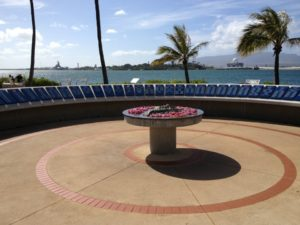 The Pearl Harbor Remembrance Circle